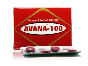 Avana 100 Mg Tablets