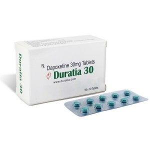 Duratia 30 Mg Tablets