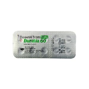 Duratia 60 Mg Tablets