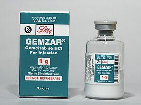Gemzar Injection