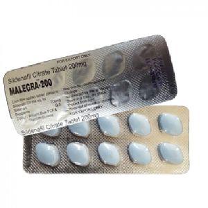 Malegra 200 Mg Tablets