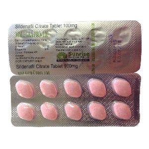 Malegra Pro 100 Mg Tablets