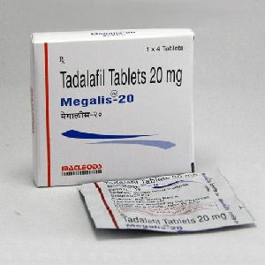 Megalis 20 Mg Tablets