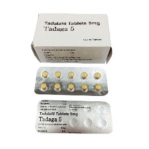 Tadaga 5 Mg Tablets