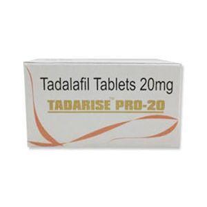 Tadarise Pro 20 Mg Tablets