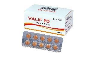Valif 20 Mg Tablets