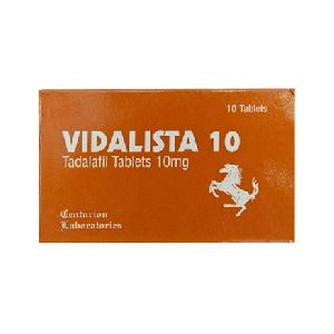 Vidalista 10 Mg Tablets