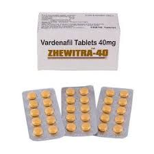 Zhewitra 40 Mg Tablets