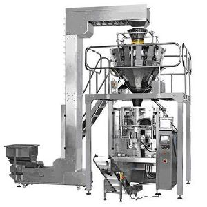 chips and kurkure packing machine
