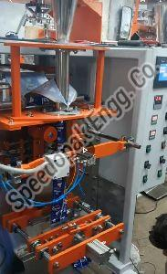 3 Kw PLC Based Pneumatic Collar Type Auger Machine