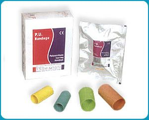 Polyurethane Casting Bandage