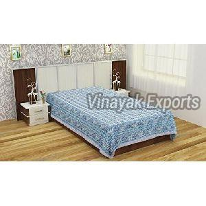 Printed Single Bed Sheets