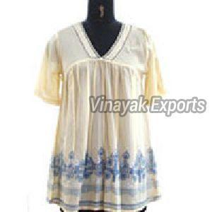 VED017 Ladies Short Dress