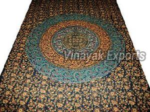 VEHFB003 Naphthol Print Bed Cover