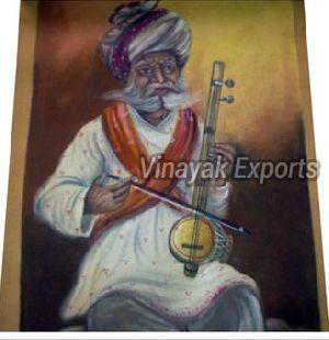 VEHP005 Acrylic Paintings