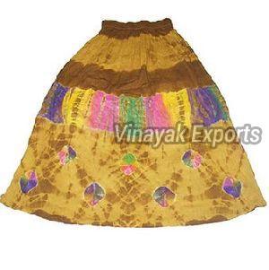 VESK001 Ladies Short Skirt