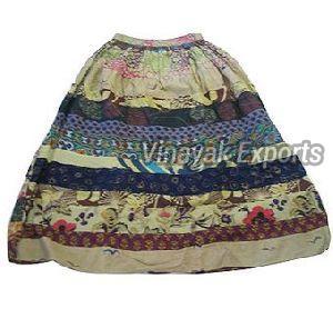 VESK002 Ladies Short Skirt