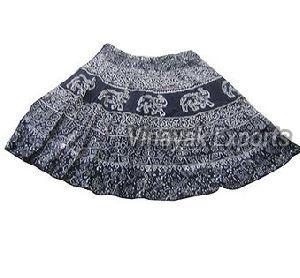 VESK007 Ladies Printed Skirt