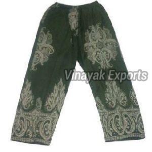 VET003 Ladies Embroidered Trouser