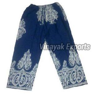 VET004 Ladies Embroidered Trouser
