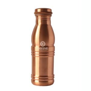 Cola Copper Water Bottle