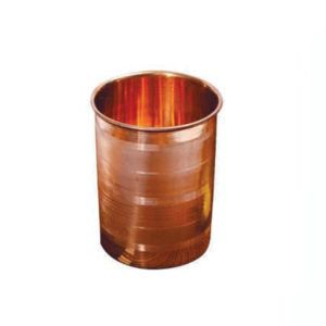 Luxury Copper Glass