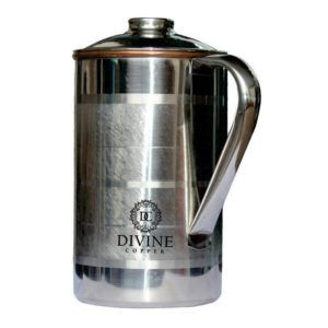 Stainless Steel Luxury Copper Jug