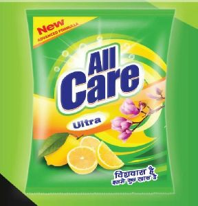 All Care Ultra Detergent Powder