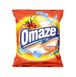 Omaze Quick Wash Detergent Powder