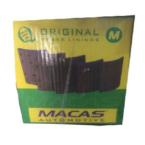 MACAS Metal Brake Linings