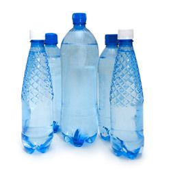 Mineral Water PET Bottle