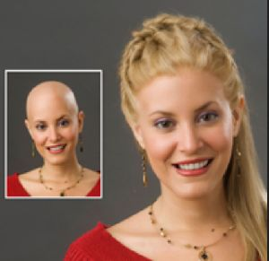 Cancer Patient Hair Wig Services