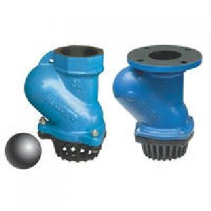 NORMEX Cast Iron Ball Type Foot Valve