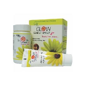 Fairness Cream Glow Capsule And Cream