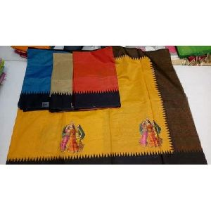 Fancy Patch Work Saree