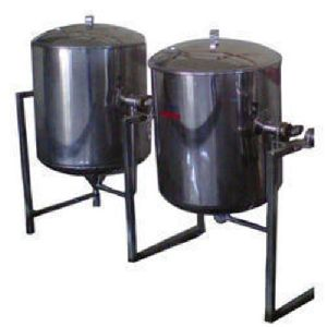 Stainless Steel Steam Cooking Unit