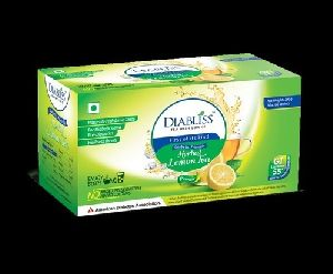 Diabliss Lemon Tea