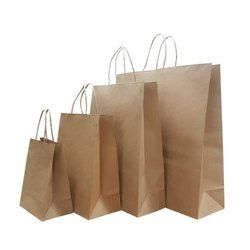Brown Custom Paper Bags