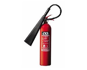 Carbon Dioxide (Co2) Portable Fire Extinguishers