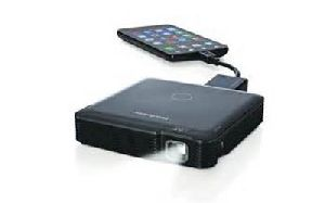 GW Brookstone Pocket Projector