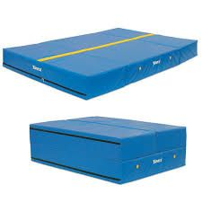 Blue Crash Mattress