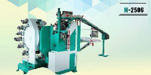 Model No. 2506(B) Dry Offset Printing Machine