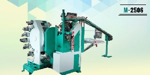 Model No. 2506 Dry Offset Printing Machine