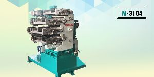 Model No. 3104 Dry Offset Printing Machine
