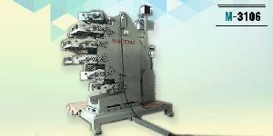 Model No. 3106 Dry Offset Printing Machine