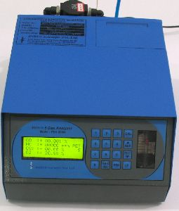 Petrol Gas Analyzer