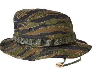Unisex Cotton Military Look Hat