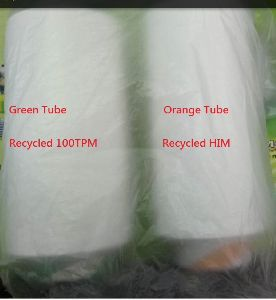 Recycled Tube Yarn
