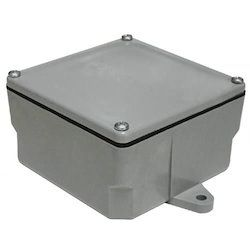 Plastic electrical box,